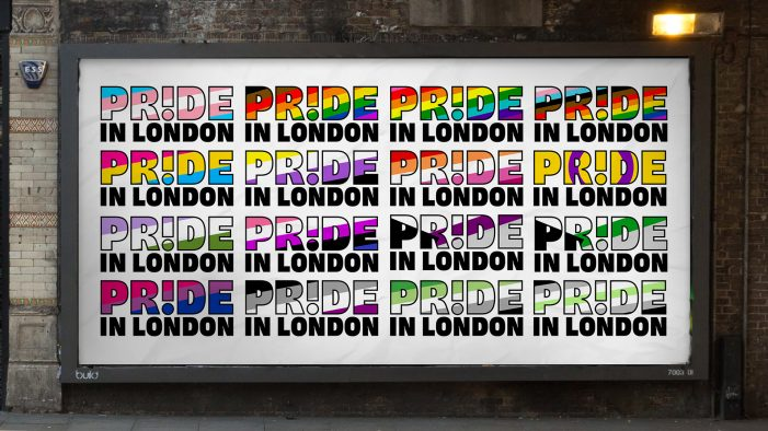 Pride in London unveils new brand direction with LGBT+ communities, queer history & activism at its heart