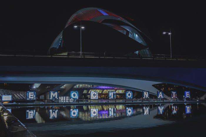 Serviceplan Spain's 'Emociónate' campaign  Highlights Valencia's Palau de Les Arts Importance as a Cultural Centre in Pandemic Times
