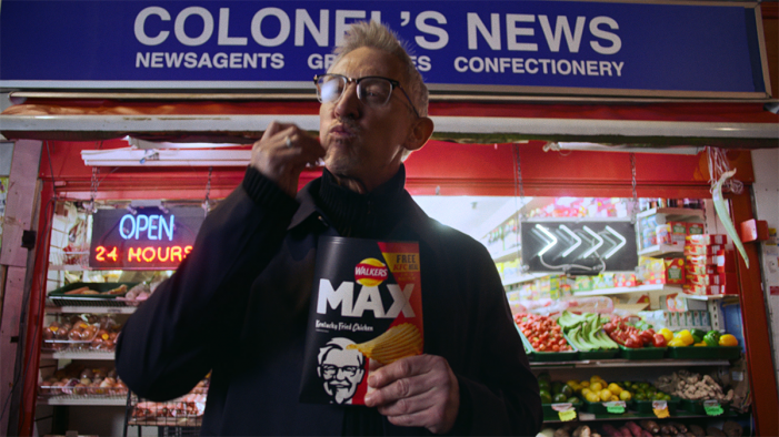 Walkers Proves Some Things Just Make Perfects Sense With New Max X KFC TV Campaign