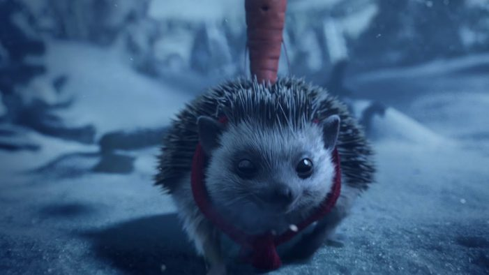 Aldi's Christmas Ad Named The Nation's Favourite