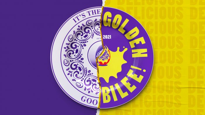 Cadbury Creme Egg's Golden Goobilee Draws To A Close With Exclusive Commemorative Plates