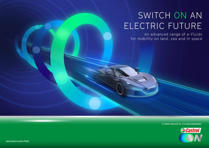 Williams Murray Hamm Helps Castrol Switch On An Electric Future