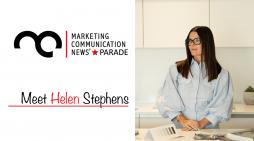 MarComm' Star Parade: Meet Helen Stephens