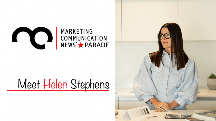 MarComm' Star Parade: Meet Helen Stephens