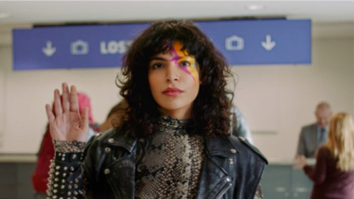 Hitachi Wave Goodbye to Passports in Mamapöol's New Campaign for Finger VeinID Tech