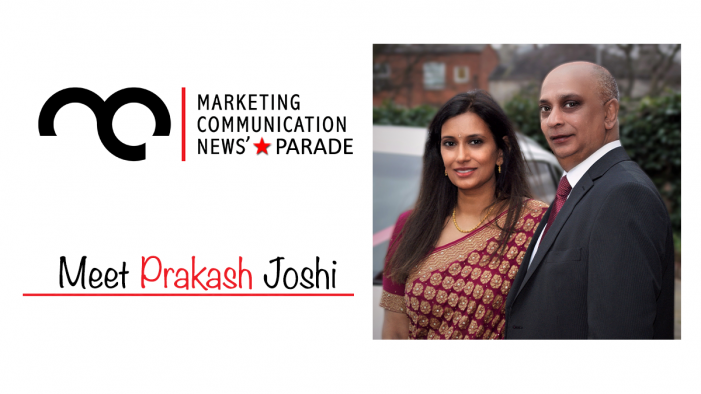 MarComm' Star Parade: Meet Prakash Joshi