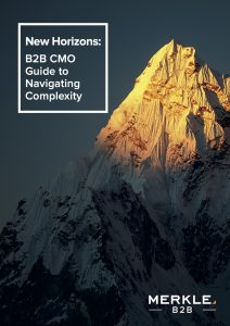 New Horizons- B2B CMO Guide to Navigating Complexity