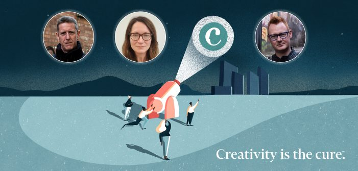 """Create Health re-launches under new """"Creativity is the Cure ™"""" proposition"""