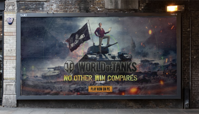 Brave's 'The Art of Winning' Global campaign for World of Tanks puts other victories in the shade