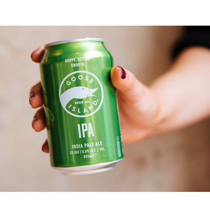 Goose Island select Digital Natives for UK Instagram Launch