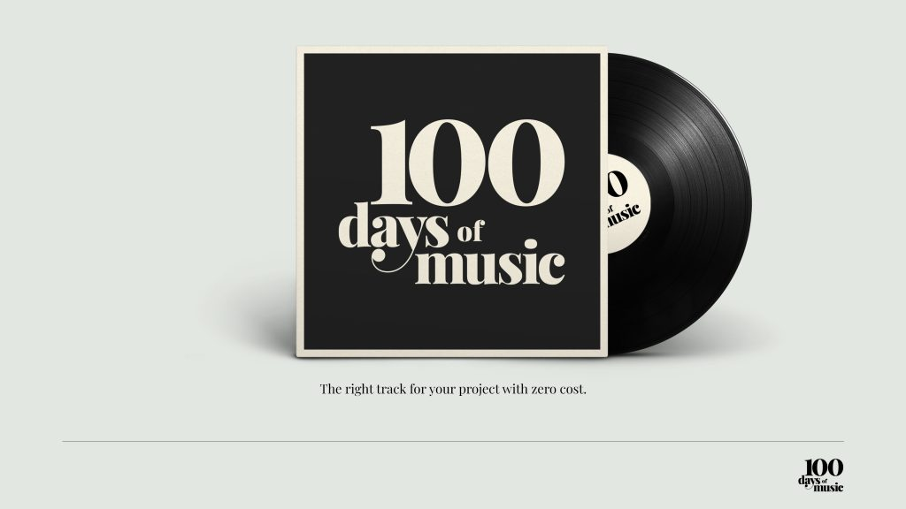 100 Days of Music