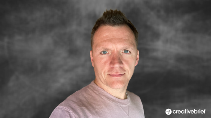 Harry Sheward joins Creativebrief as Commercial Director