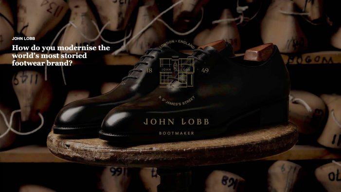 Ushering in a new era for John Lobb