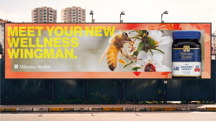 First Global Campaign for Mānuka Health by VSA Partners Serves Up Rare NZ Honey As the Antidote for Ordinary