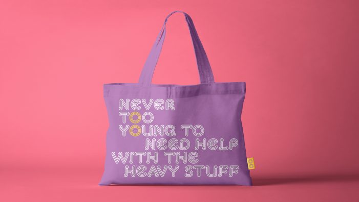 Never Too Young // For Bowel Cancer