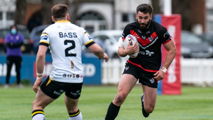 LONDON BRONCOS Appoint Fortitude Communications