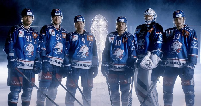 Serviceplan Switzerland came up with an unusual campaign for ZSC Lions to thank fans for their loyalty during the Pandemic with an unusual gift.