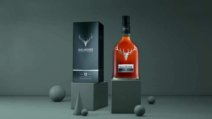 Butterfly Cannon redesigns The Dalmore's Principal Collection