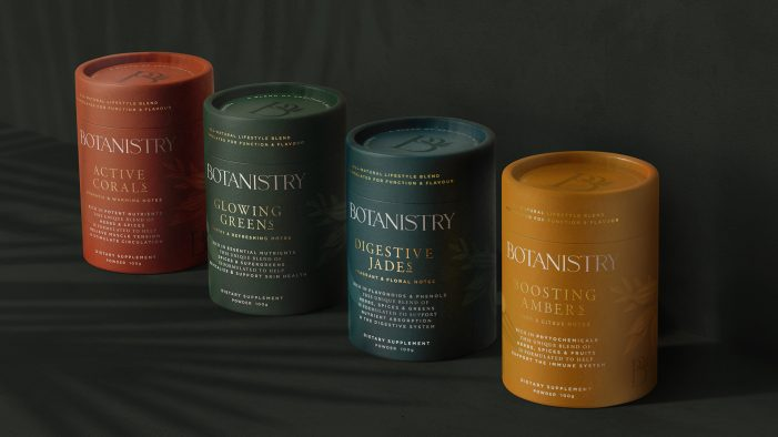 Pearlfisher creates a premium wellness brand that champions balance from within: Botanistry
