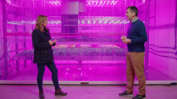 "BT and Wunderman Thompson focus on agritech innovators in the new instalment of ""The Future is Now"" campaign"