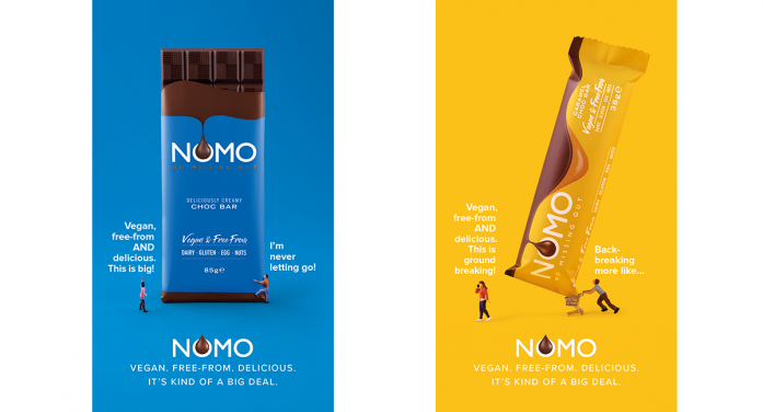 NOMO Launches First Above The Line Campaign