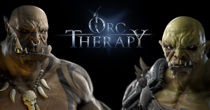 Orc Therapy? Swedish non-profit wants to combat young people's declining mental health through World of Warcraft.