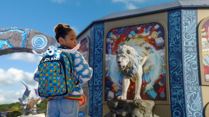LEGOLAND Windsor Resort brings new LEGO MYTHICA land and immersive Sky Lion ride to life in dynamic TV campaign from NOW