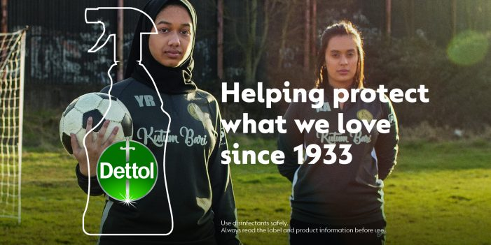 'Helping Protect What We Love Since 1933' Dettol launches uplifting new brand campaign