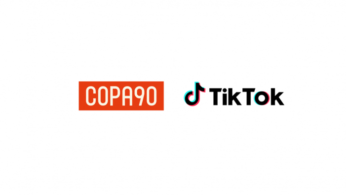TIKTOK And COPA90 Partner To Bring Fan-First Football Content To The Platform