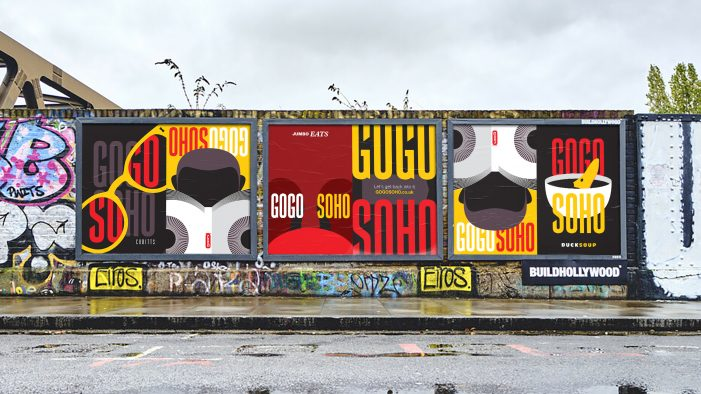 """M&C SAATCHI Calls On Londoners To Get Back To City's Beating Heart With """"GOGOSOHO"""" Campaign"""