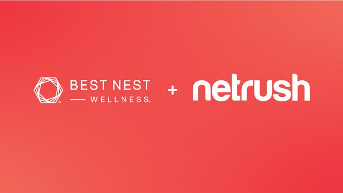 Best Nest Wellness chooses Netrush as its online retail partner