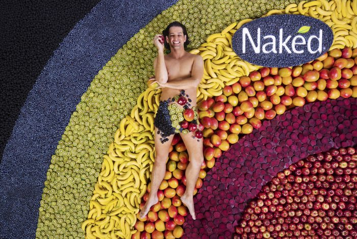 Made in Chelsea star Ollie Locke teams up with Naked to champion inclusion with the launch of Naked Rainbow Machine