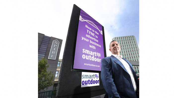 Smart new route to digital screens in North East and Scotland