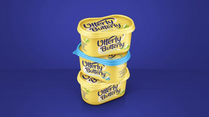 BrandOpus Leans into Utterly Butterly's Rich Heritage and Playful Nature for Recent Revamp