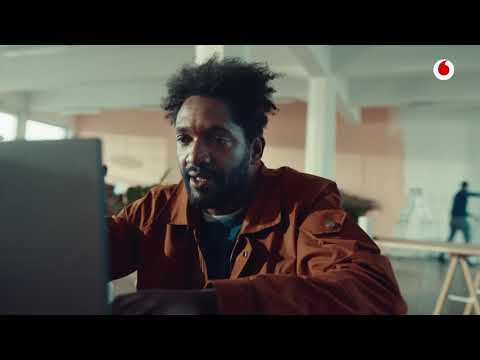 New Vodafone campaign showcases power of technology to empower SMEs