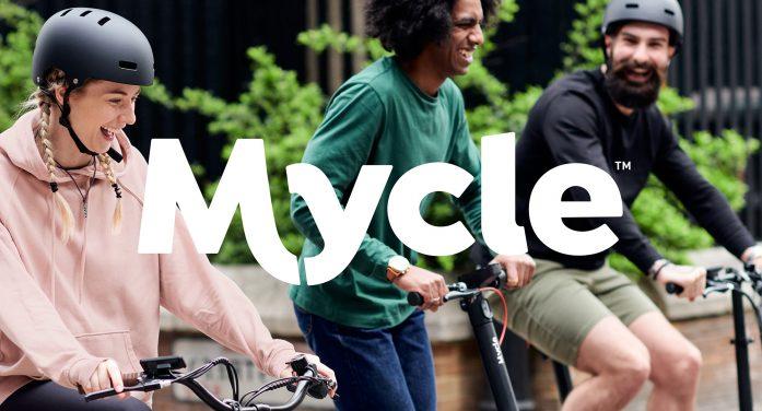 B&B studio creates MYCLE, the electric bike brand designed to connect communities.