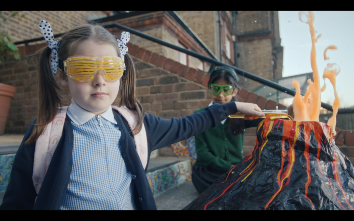 IMPERO AND ASDA ASK KIDS TO 'ARRIVE LIKE YOU MEAN IT' FOR THE MOST IMPORTANT BACK TO SCHOOL MOMENT EVER