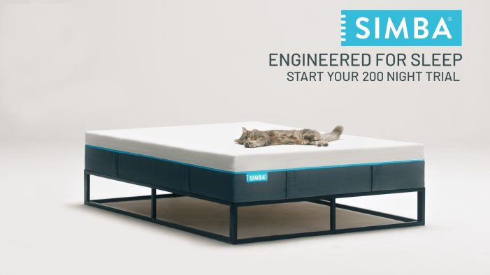 Heaven: Engineered for sleep – Simba launches new TV campaign with Sir John Hegarty's the Garage Soho