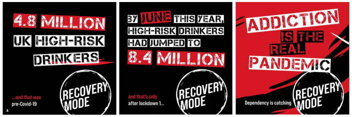 New UK enterprise aims to bust the stigma of drug & alcohol dependency and celebrate recovery.