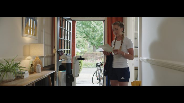 The&Partnership and Toyota's new campaign finds a novel way to support the stars of Team GB and ParalympicsGB.