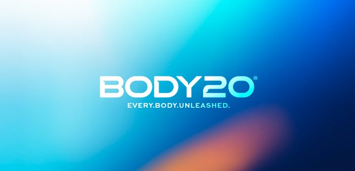 Pearlfisher amplifies a radical new workout program, Body20®, to empower your inner Super Human