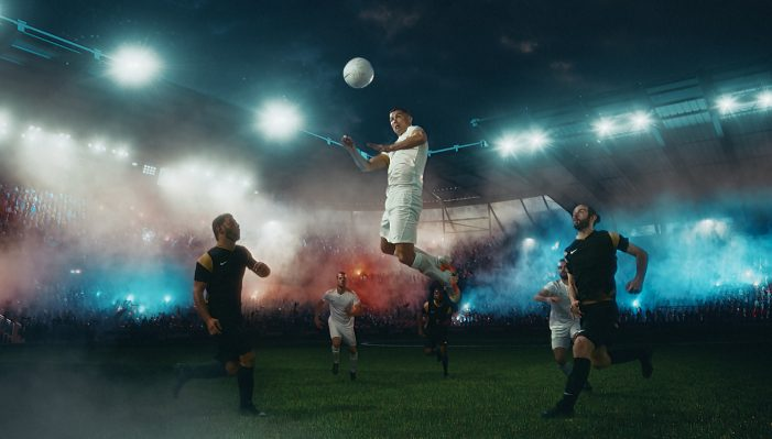LiveScore Unveils 'More Than A Score' Campaign as Football Icon Cristiano Ronaldo Stars in the Brand's First Ever TVC