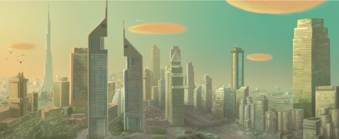 Al Etihad Credit Bureau and Serviceplan Middle East Campaign Features Charming Animated Film
