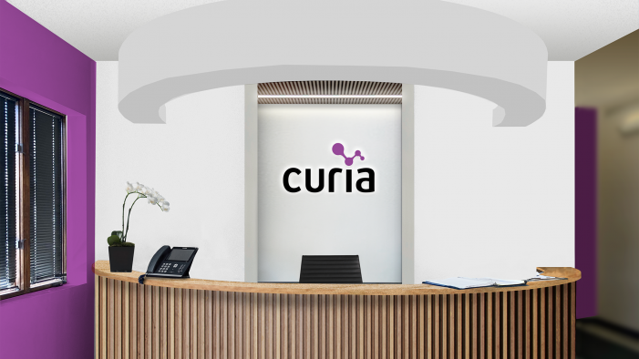 VSA Partners Leads AMRI Brand Transformation to Curia