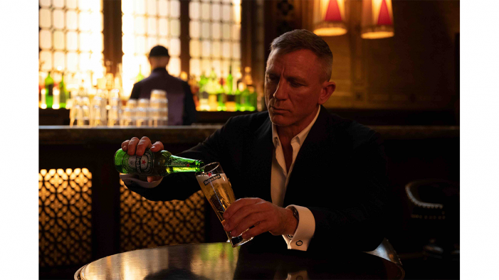 Good Things Are Worth The Wait: Heineken Teams Up With Daniel Craig To Celebrate Release OfNo Time To Die