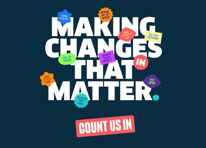 Count Us In Appoints ELVIS To Develop Global Communications Campaign To Inspire One Billion Citizens To Reduce Carbon Pollution