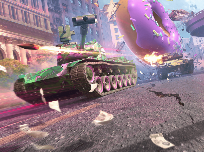 Wargaming's Premier Mobile Studio MS-1 Appoints Waste To Develop Brand Strategy For New Game Launch Across US And Western Europe