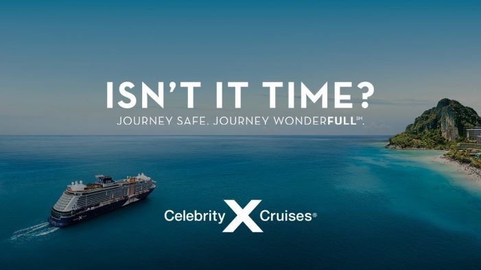 CELEBRITY CRUISES Launches Largest-Ever Global Advertising Campaign
