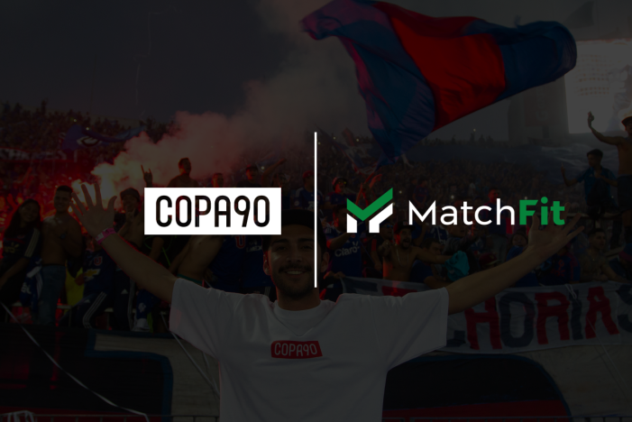 MatchFit Appointed By Football Media Brand COPA90