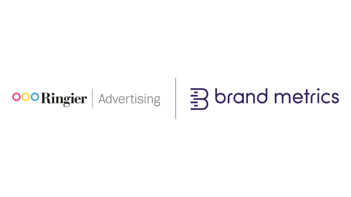 Ringier Advertising Partners With Brand Metrics To Deliver Brand Uplift Measurement On Leading Brand Campaigns